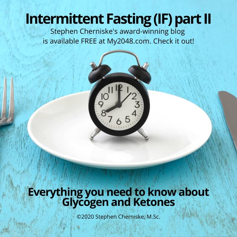 Intermittent Fasting Part 2