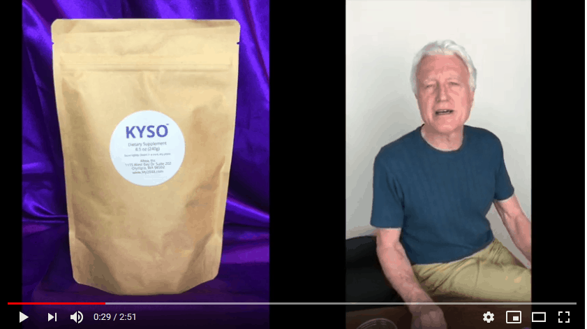 KYSO = OXYGEN-DELIVERY BENEFITS